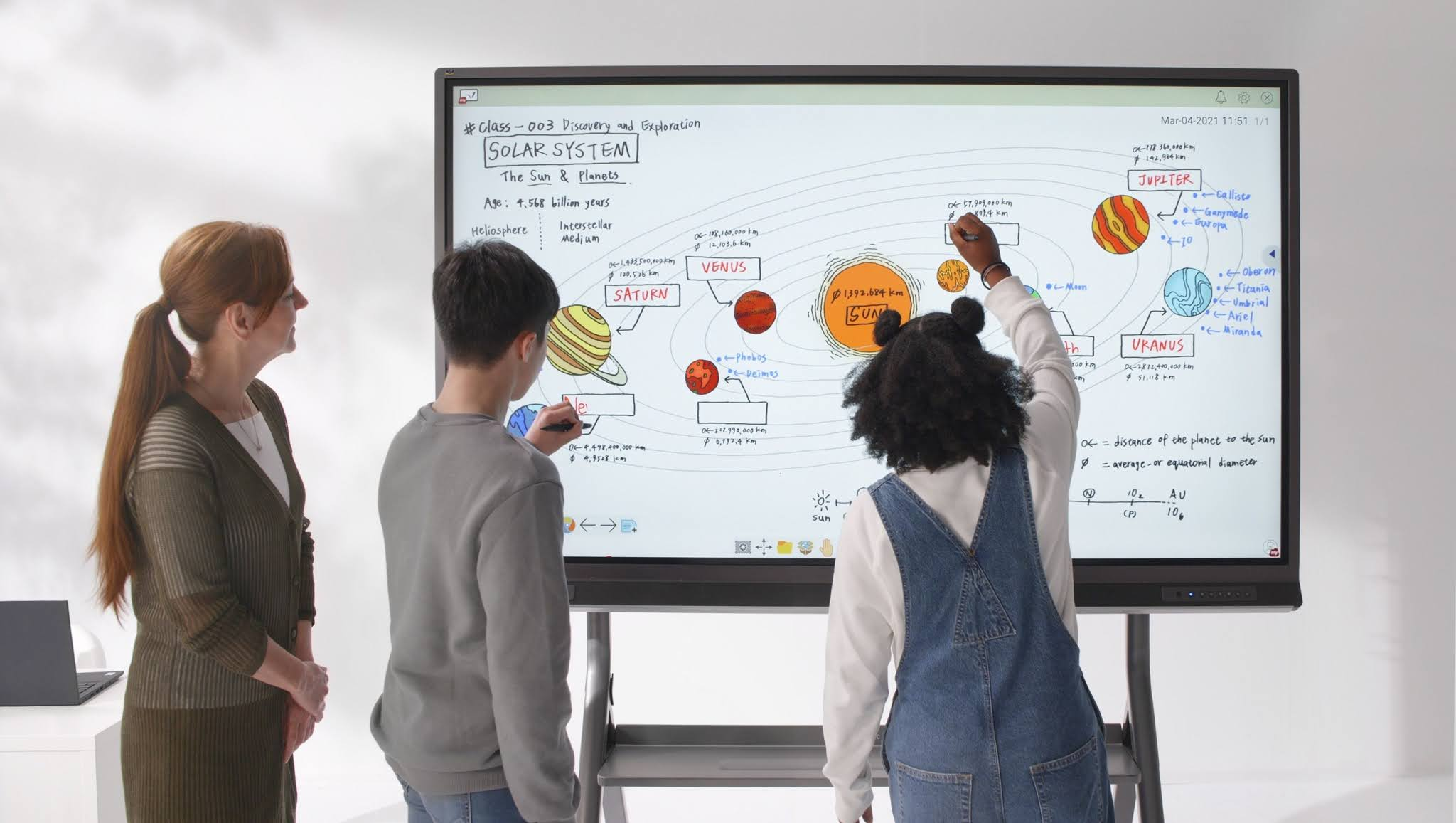 ViewSonic Launches the ViewBoard 52 Series Interactive Display with an Integrated Multimedia Sound Bar