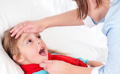 Cara Mengobati Amandel Pada Anak