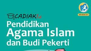 Buku Paket Kelas 2 SD Pendidikan Agama Islam dan Budi Pekerti Kurikulum 2013 Revisi 2017