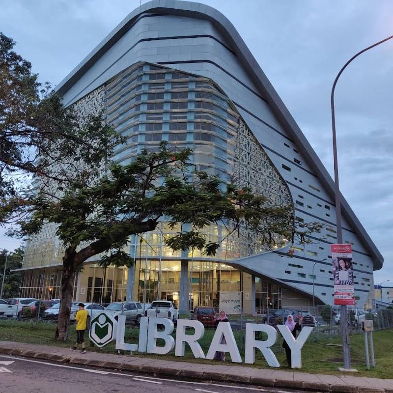 Mari Membaca di Perpustakaan Tanjung Aru, Kota Kinabalu, Sabah