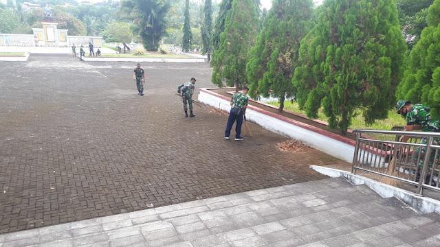 Lanud Sam Ratulangi Sambut Hari Bakti TNI AU ke-73