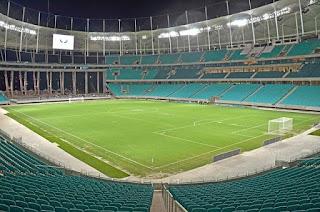 Arena Fonte Nova - Salvador - Bahia - Brasil - Copa do Mundo