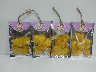 Kerepek Pisang Cheese RM1.70