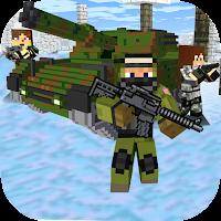 Cube Wars Battle Survival Mod Apk