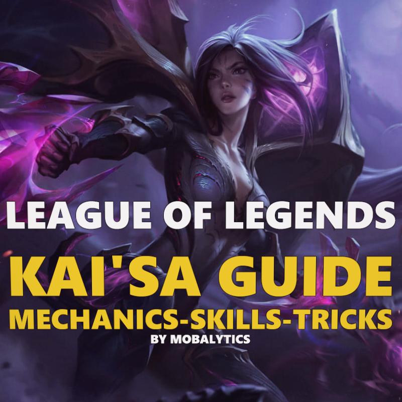 Kai Sa Skills