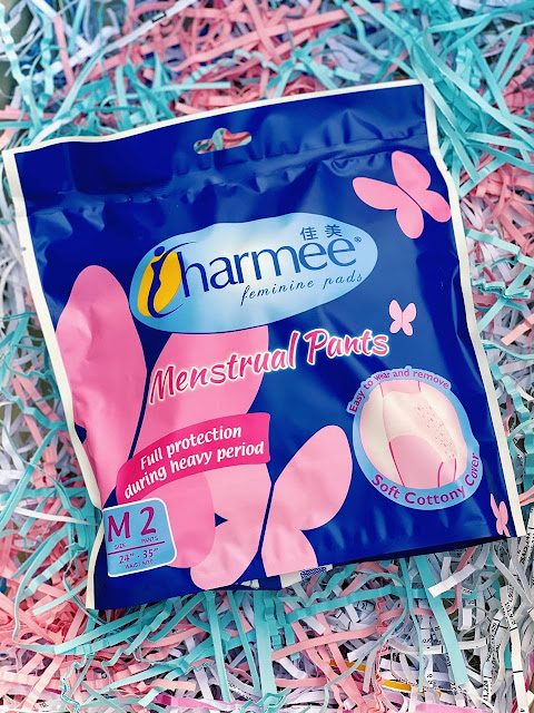 Celebrate Woman Empowerment with Charmee Menstrual Pants