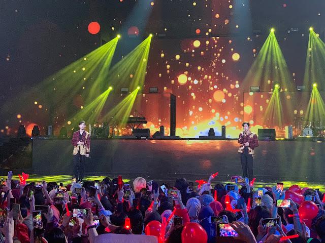 TVXQ Sukses Pukau Penonton di 'Korean Wave In Love' di Jakarta