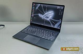 Review: ASUS ROG Flow X13 Mentransformasi Ultrabook Gaming - 3