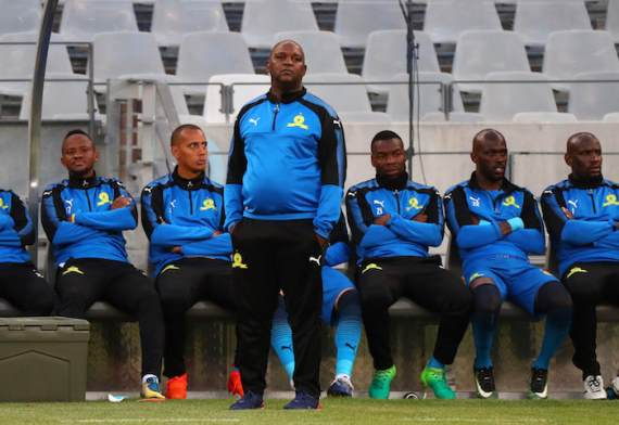 Mosimane predicts big things for Rivaldo Coetzee