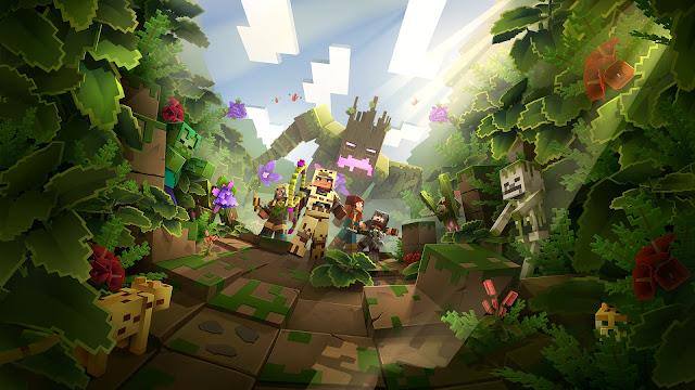 Primer-DLC-Minecraft-Dungeons-Jungle-Awakens