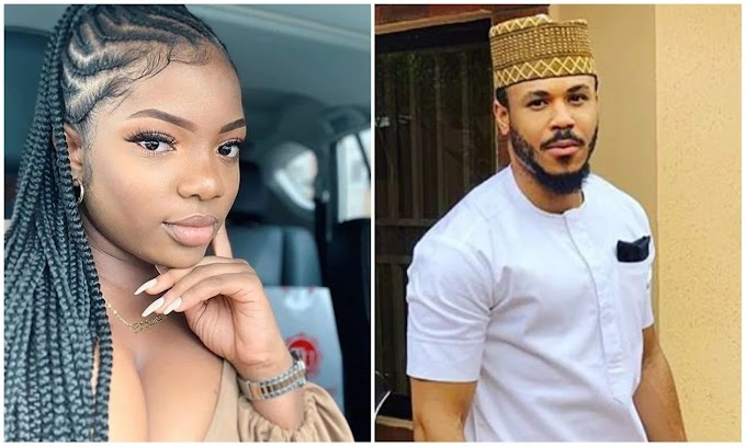 BBNaija: Dorathy Speaks About Feelings For Ex-housemate, Ozo