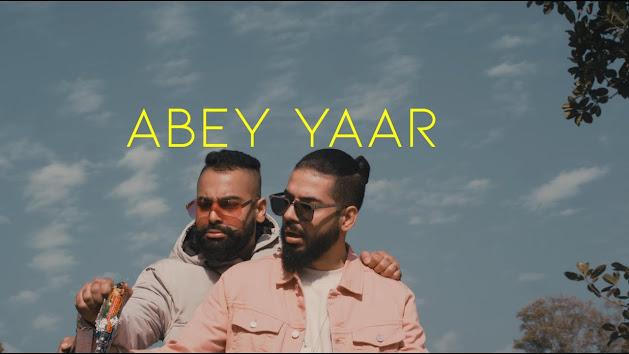 Abey Yaar Song Lyrics | Fotty Seven ft. Bali (Prod. Fotty Seven) Lyrics Planet