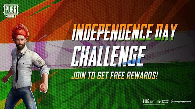 Pubg Mobile Independence Day Challenge