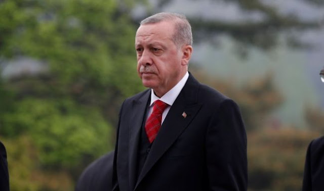 Ερντογάν: Οι ΗΠΑ δεν τήρησαν τις υποσχέσεις τους στη Συρία