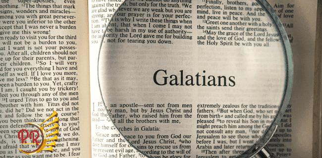 EXPOSIÇÃO DA EPÍSTOLA AOS GÁLATAS 3:1-14