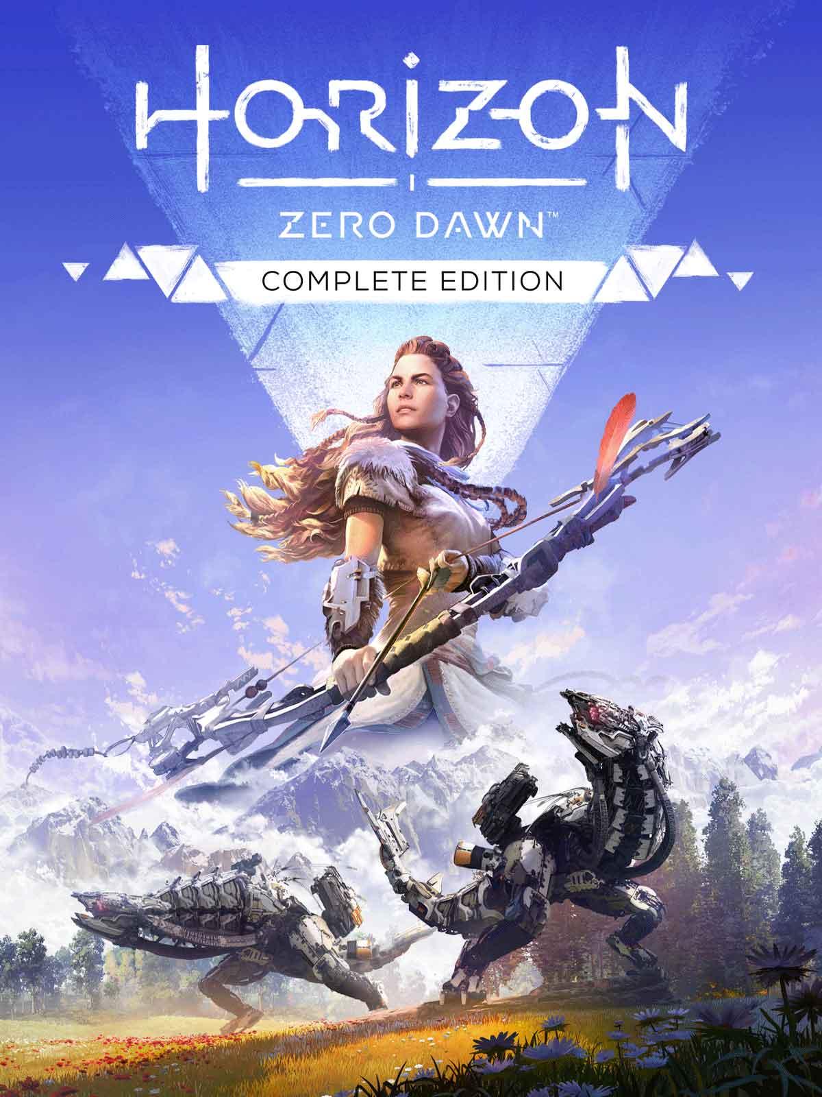 Descargar Horizon Zero Dawn PC Cover Caratula