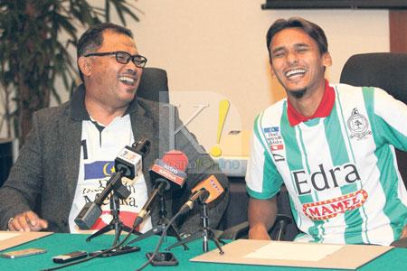 Amri Yahyah Tolak Idea Kembali Ke Selangor
