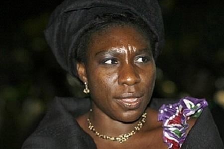 Senator Iyabo Obasanjo