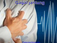 Penyebab dan gejala Gagal Jantung