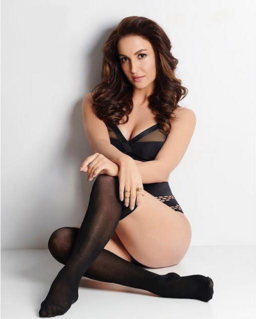 Bollywood Actress Elli AvrRam Latest Hot Photo Shoot Pics Actress Trend