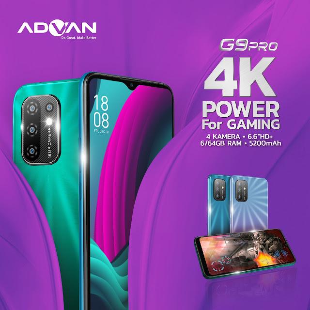 Promo Harga ADVAN G9 Pro