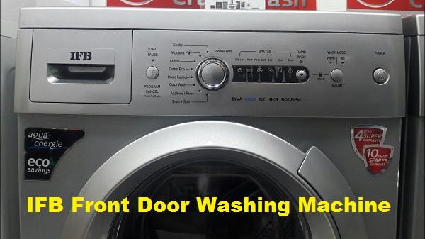 IFB Front Door Washing Machine