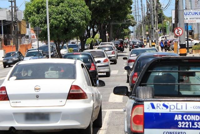 Paraíba é 15º estado com mais pedidos de seguro DPVat em setembro