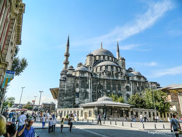 Mesquita Nova, Istambul