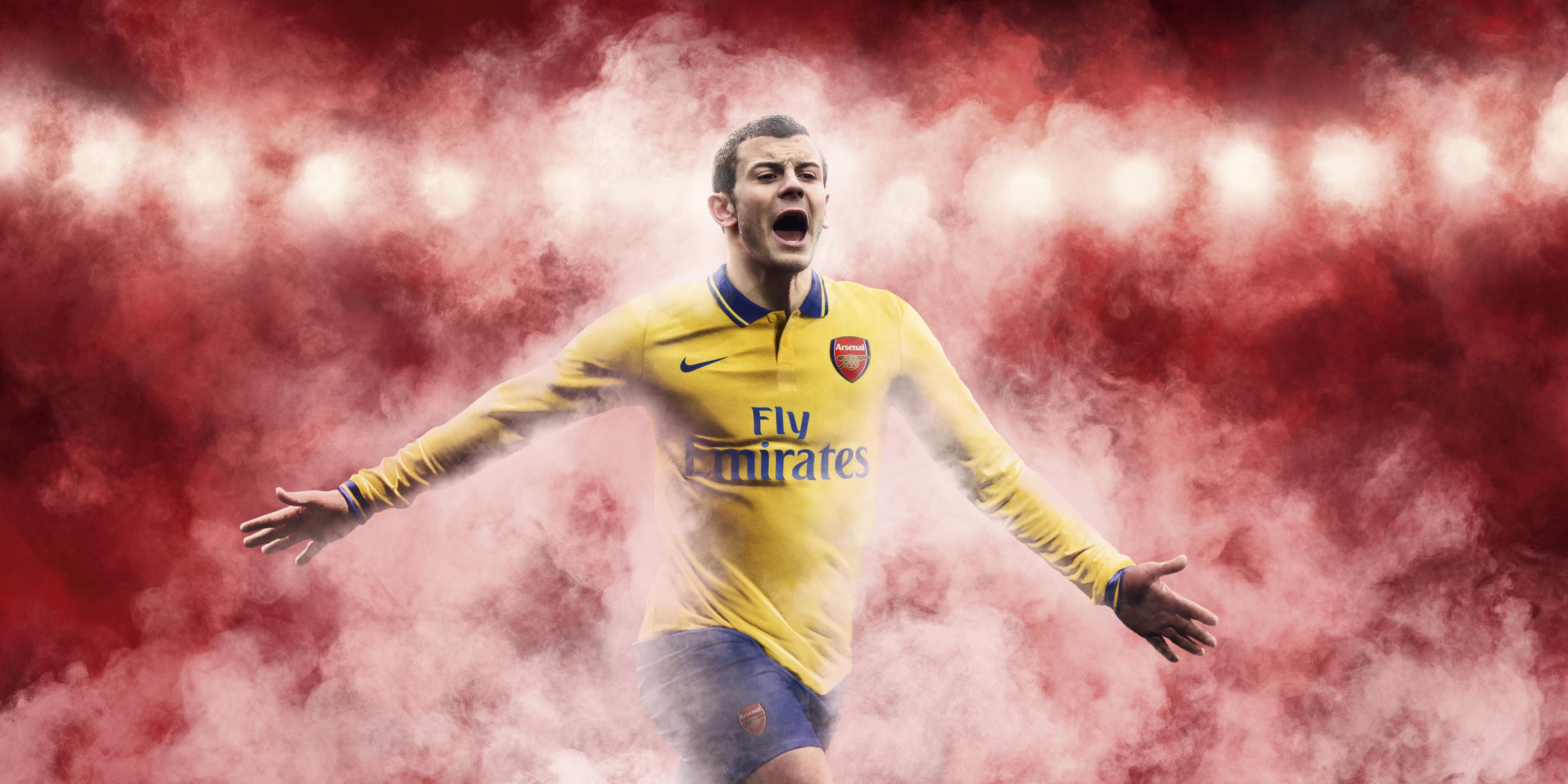 Arsenal, Nike, 4K, Sports