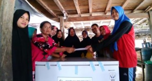Kolaborasi Penyuluh TN.TBR Dan KKP, Bantu Warga, Kawasan Takabonerate