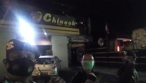 Polsek Bandung Wetan Polrestabes Bandung Awasi Cafe, Resto dan Tempat Hiburan