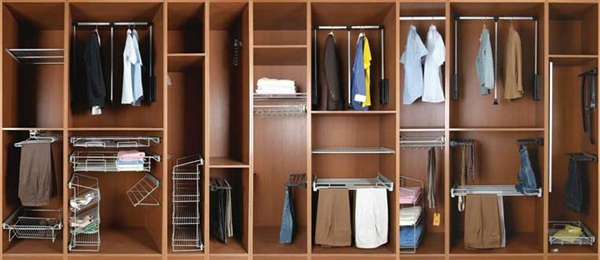 Modern Walk-in Wardrobes Designs