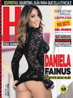 Revista H para Hombres Mexico – Marzo 2017 PDF Digital