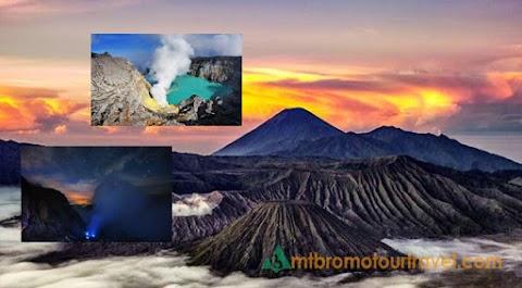 Mt Bromo and Ijen (Banyuwangi) Private Tour