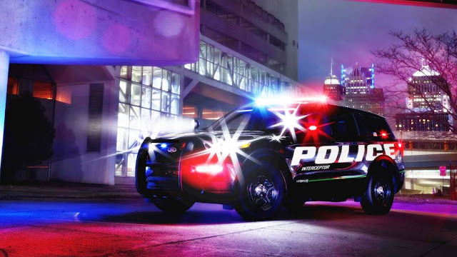 2020 New Ford Explorer Police Interceptor Utility