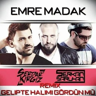 Gelip De Halimi Gordun Mu (Serdar KIRGIZ & Serkan SARUHAN Remix)