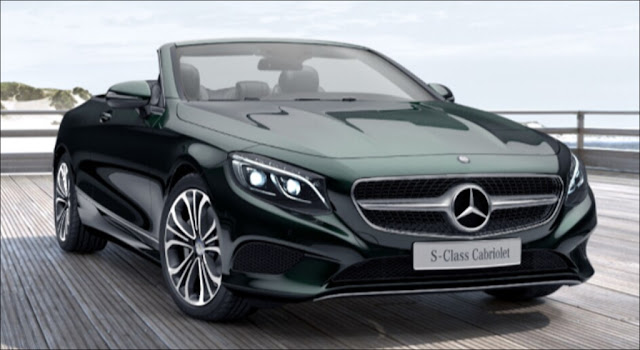 Mercedes S500 Cabriolet 2019