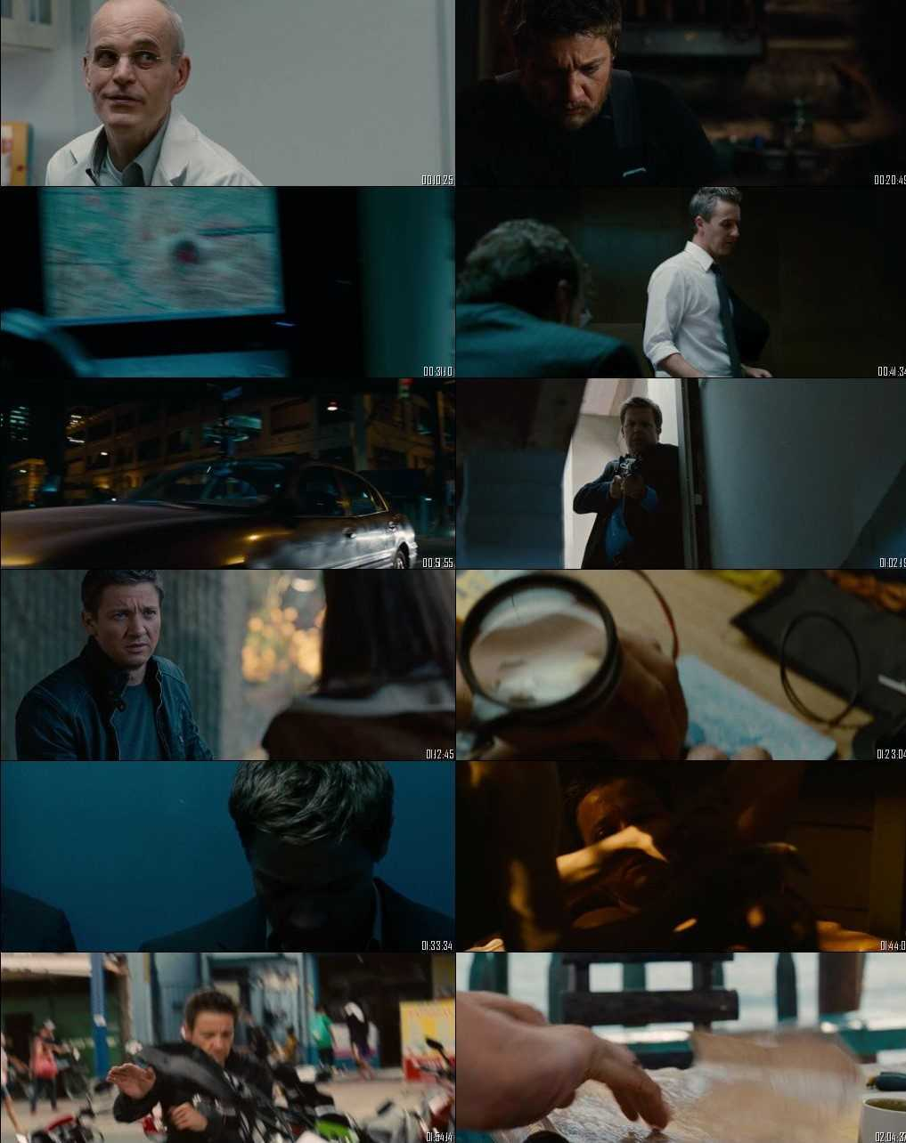 The Bourne Legacy 2012 Screenshot 1080p