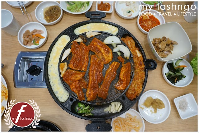 ● Juru Iconcity ►Ssambap 韩式烧烤店