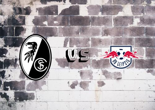 Freiburg vs RB Leipzig  Resumen