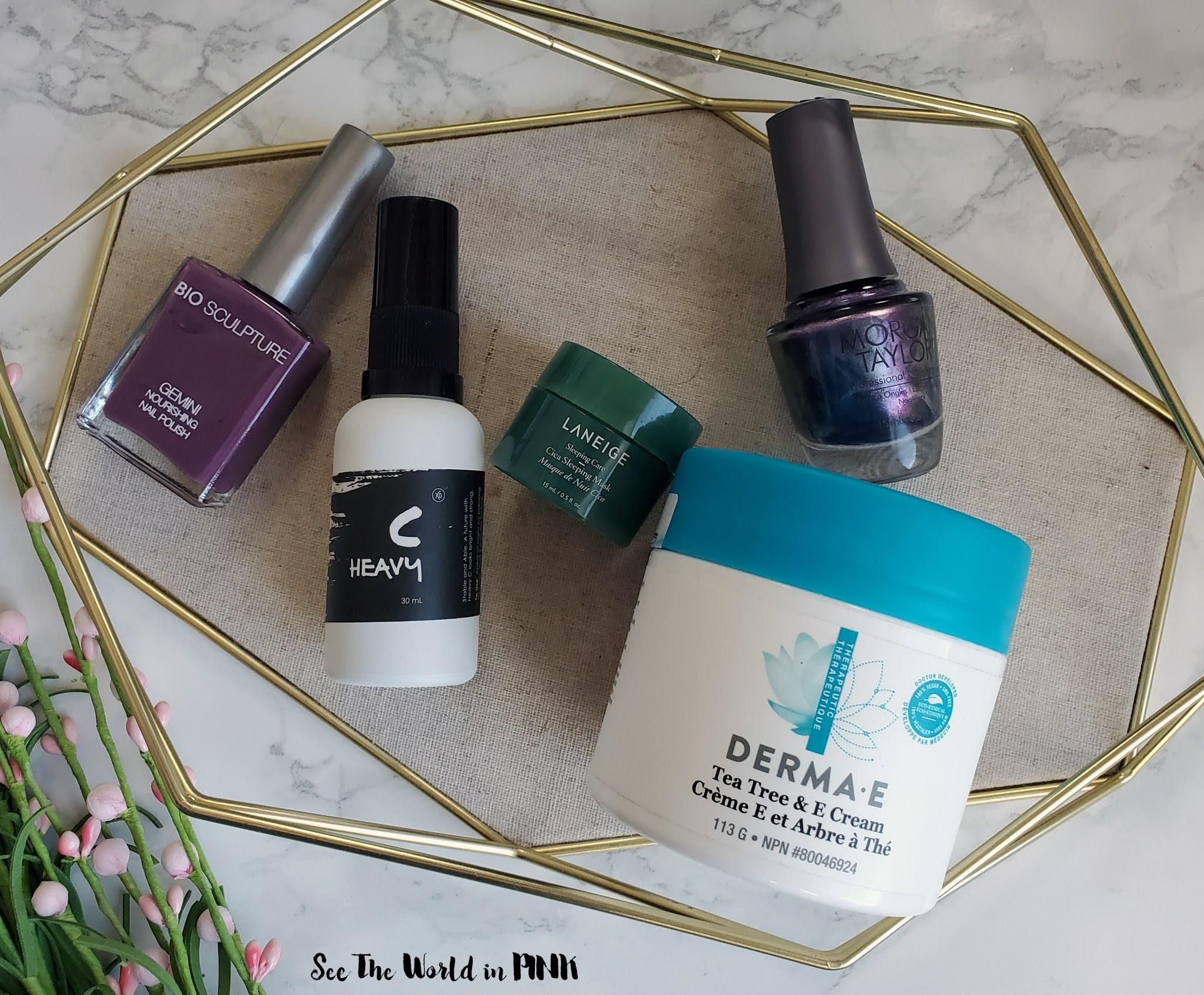 Monthly Beauty Favourites - January 2021