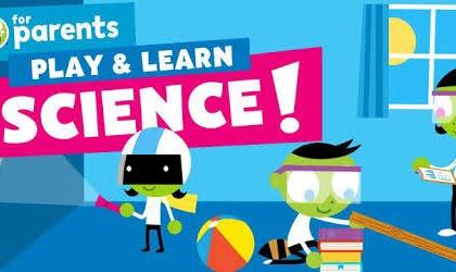 Aplikasi Belajar Sains Untuk Anak di Windows 10
