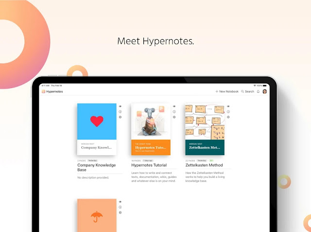 Hypernotes