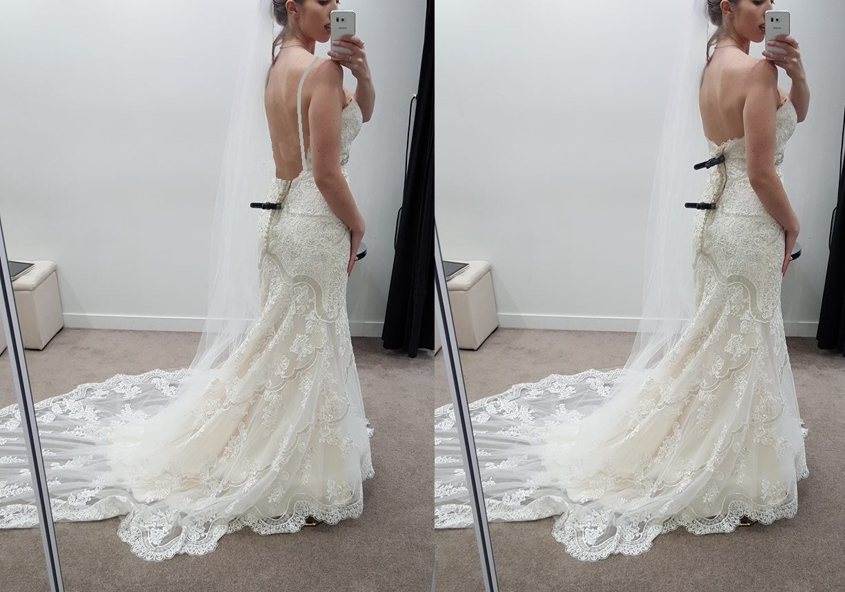 The Good The Bad And Wedding Dress Alterations Uk Wedding Dress