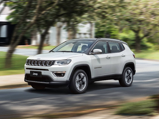 Novo Jeep Compass 2017 Limited Flex