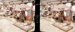 penjual ikan di pasar tarutung tempo dulu