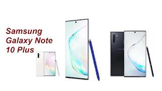 هاتف جلاكسى نوت 10 Samsung Galaxy Note 10 Plus :السعر والمواصفات