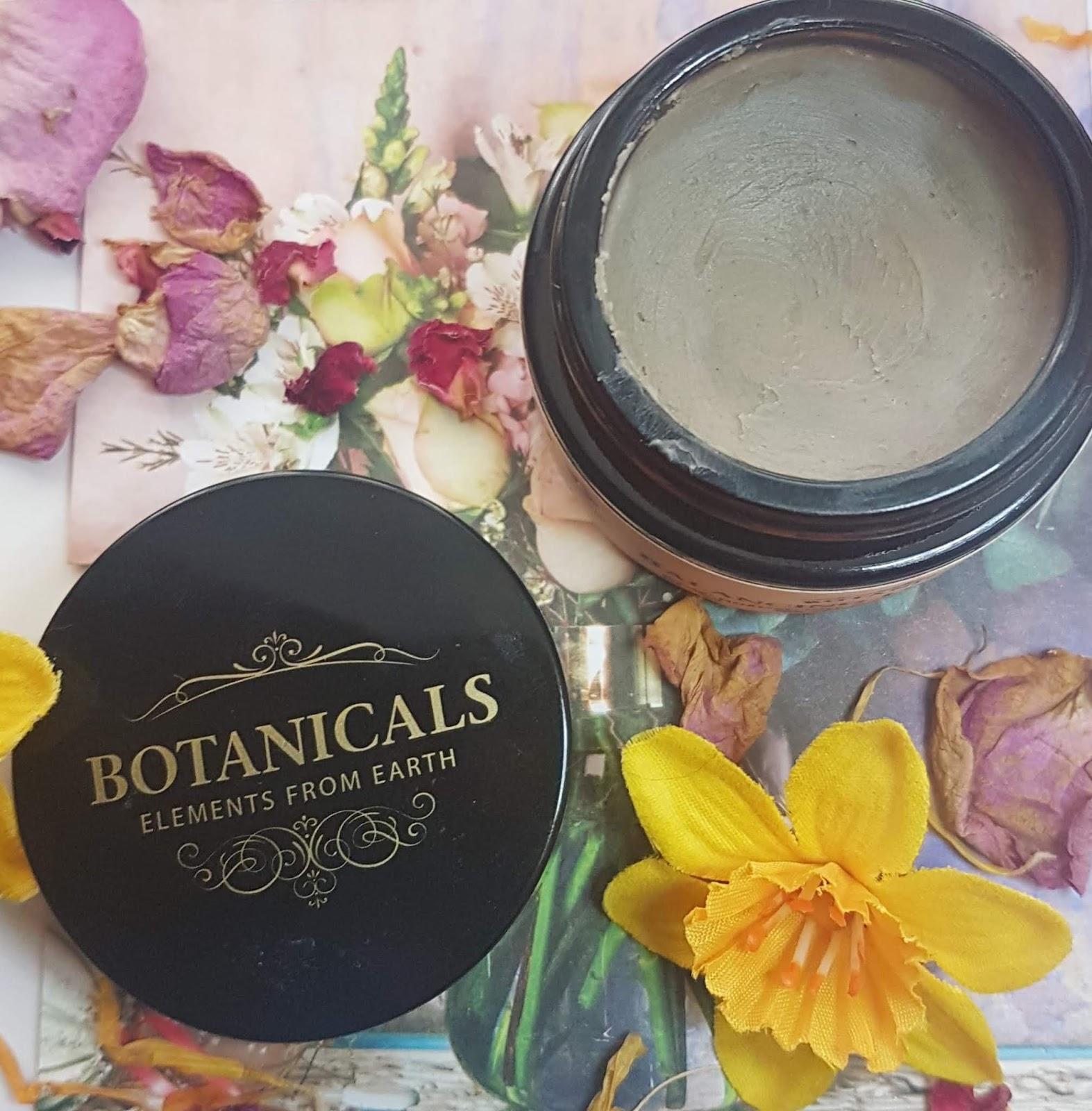 Botanicals Balancing Detox Face Mask