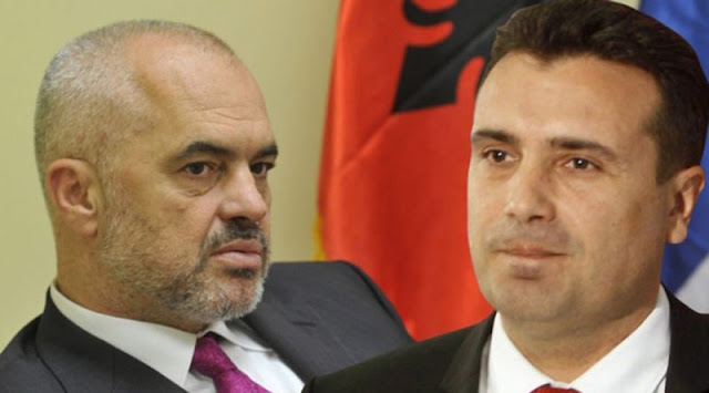 Zoran Zaev: Germany is afraid of Edi Rama for the unification with Kosovo if...