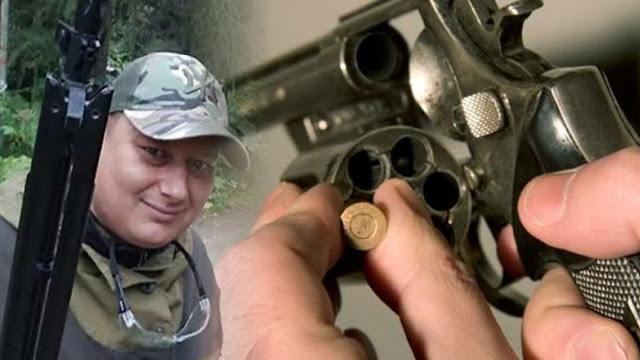 Main Russian Roulette Saat Mabuk, Agen Rahasia Tembak Kepala Hingga Tewas